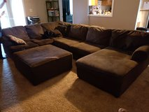 Sectional couch need gone by 10/28 in Fort Campbell, Kentucky