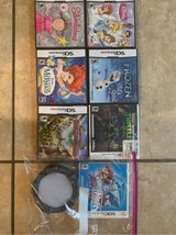 DS games in Houston, Texas