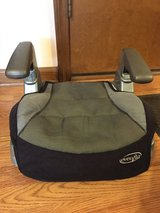 Evenflo Backless Child Booster Car Seat in Lockport, Illinois