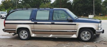 1993 Chevy Suburban in Spring, Texas