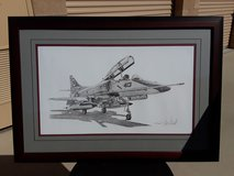 Jet print...limited edition signed in Camp Pendleton, California