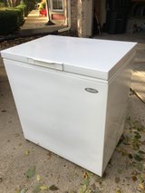 Upright Chest Freezer -7.0 cubic feet in Bolingbrook, Illinois