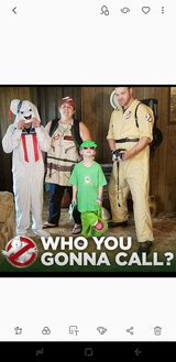 Ghostbusters costumes in Perry, Georgia