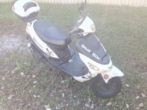 2017 taotao scooter/moped in Fort Campbell, Kentucky