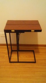 Foldable Sofa Table(New) in Palatine, Illinois