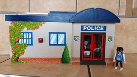 PLAYMOBIL Police Take Along Station in Spangdahlem, Germany