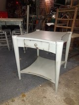 Beautiful retro shabby chic end/side table in Houston, Texas