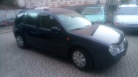 Volkswagen Golf Mark 4, 4 Door Sedan, Just Passed Inspection in Ansbach, Germany