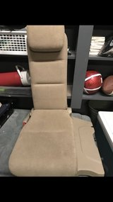 Honda Odyssey rear seat in Houston, Texas