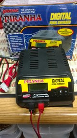Pirahna Digital Peak Charger R/C Remote Control batteries in Fort Leonard Wood, Missouri