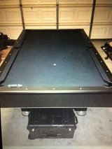 Pool Table (8ft Camelot Table) in 29 Palms, California