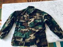 Military Heavyweight Button Front Shirt in Cleveland, Ohio