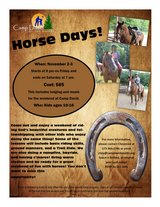 Horse Days! in Rolla, Missouri