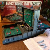 1977 electronic battle ship in Orland Park, Illinois
