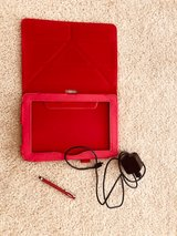 Tablet leather case, Rapid Charger and Stylus ALL for $20.00 in Colorado Springs, Colorado
