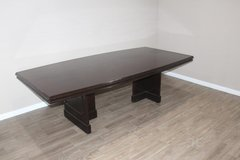 Conference Table- Solid wood  FREE DELIVERY in Spring, Texas