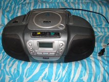 RCA Radio / CD / Cassette Player Portable Dynamic Sound System in Ruidoso, New Mexico