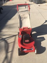 Toro Electric lawn more in Vacaville, California