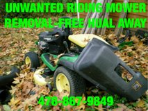 Mowers/tractors/atv/dirt bikes etc in Warner Robins, Georgia