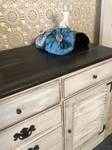 Ethan Allen Dresser/Buffett solid maple Redo. in The Woodlands, Texas