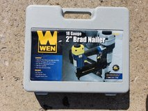 WEN 2 inch Brad nailer in Fort Knox, Kentucky