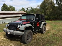 2010 Jeep Wrangler in Fort Leonard Wood, Missouri