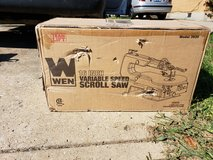 WEN Model 3920 Scroll Saw. New in box in Fort Knox, Kentucky