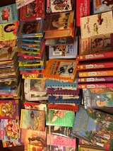 Chapter book lot in Fort Polk, Louisiana