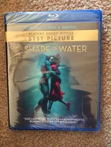 The Shape of Water in Fort Carson, Colorado