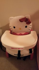 Hello Kitty Booster chair in Fort Rucker, Alabama