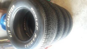 Used Set of Dunlop Tires P235/70R15 in Plainfield, Illinois