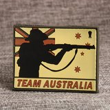 Custom PVC Patches | Team Australia PVC Patches | GS-JJ.com ™ | Cheap in Oswego, Illinois