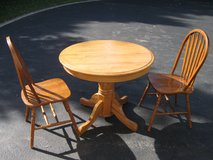 Table & 2 Chairs in Bolingbrook, Illinois