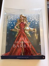 2017 Holiday Barbie in Fort Knox, Kentucky