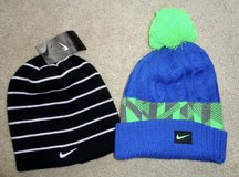 NEW Nike winter caps Boys Youth ONE SIZE (8-12) in Camp Lejeune, North Carolina
