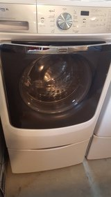 Maytag Maximal XL 4.5 cubic ft Washer & 7.4 cubic ft Steam Dryer in Fort Lewis, Washington