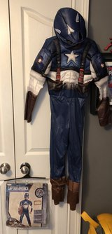 Marvel's Captain America Civil War Muscle Chest Deluxe Child Halloween Costume in Fort Benning, Georgia