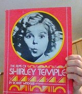 Old movie star photo and film books in Belleville, Illinois