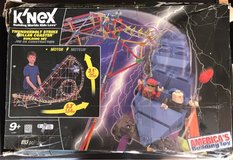 K'NEX Roller Coaster Builder Set in Fort Leonard Wood, Missouri
