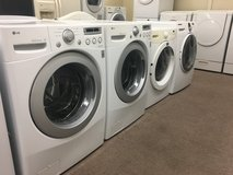 Frontload Washers in Camp Pendleton, California