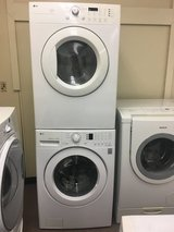 LG Washer and Dryer in Camp Pendleton, California