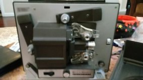 bell and howell 8mm projector in Fort Lewis, Washington