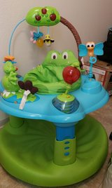 Exersaucer (activity seat) in Schofield Barracks, Hawaii