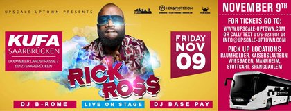Rick Ross Live at Kufa in Ramstein, Germany