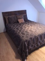 American Queen size bed in Ramstein, Germany