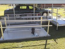 aluminum handicap ramp in Camp Lejeune, North Carolina