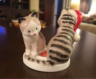Cat Candleholder in St. Charles, Illinois