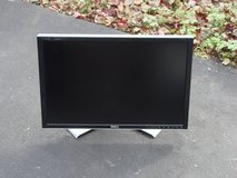 "24 "" DELL FLAT SCREEN MONITOR in Yorkville, Illinois"