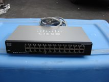 CISCO SF-100-24 , 24 [PORT SWITCH in Yorkville, Illinois
