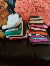 14 pairs baby girl leggings size 18 months in Travis AFB, California